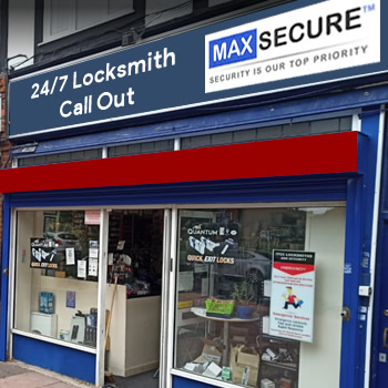 Locksmith store in Stamford Hill